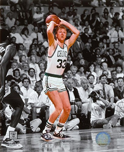 Larry Bird Photo 8 x 10in (Larry Bird Picture)