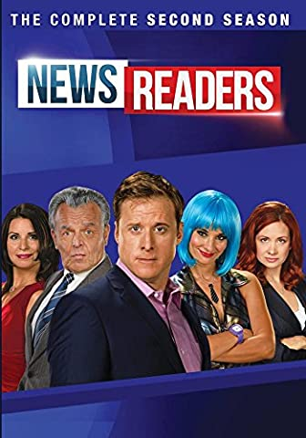 Newsreaders: The Complete Second Season (Becker The Complete Series)