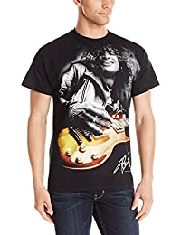 Liquid Blue Men's Slash Guitar T-Shirt