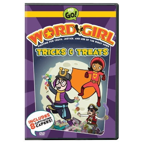WordGirl: Tobey's Tricks & Treats ()