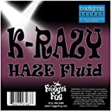 k juice - Froggy's Fog Krazy Haze - 1 Gallon - Professional Water Based Haze Juice - For Martin K-1 Hazers