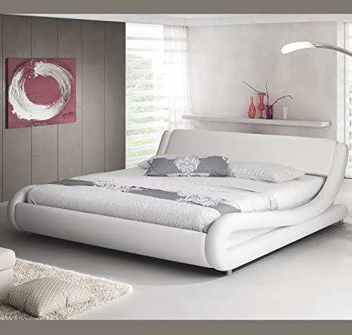 Cama de plataforma Moderna de muebles bonitos