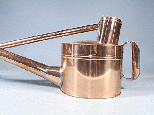 6 Litter Copper Watering Can Made in Japan -Hand Made- No.183al