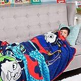 "Franco Kids Bedding Blanket, Twin/Full Size 62"" x"