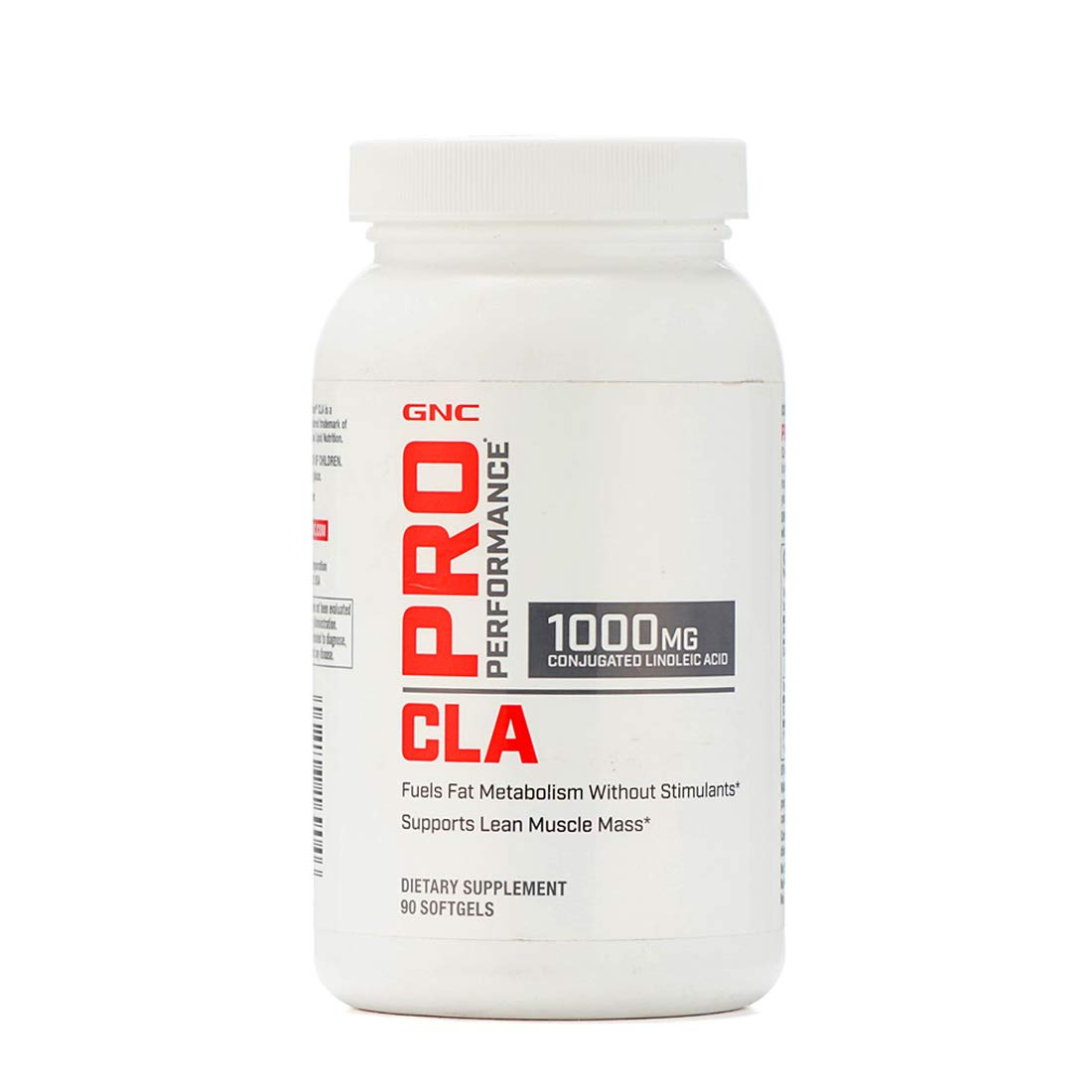 GNC Pro Performance CLA 90 softgels