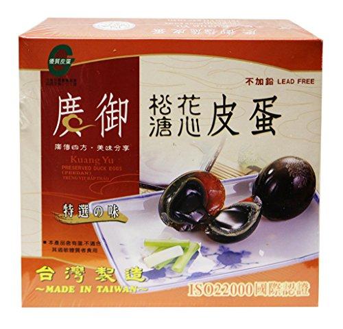 kuang-yu-lead-free-preserved-duck-egg-peedan-6pcs-x-2pack