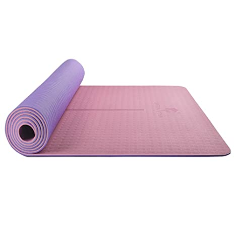 Yoga Mat Men And Women Beginners Non Slip Thickening Widened