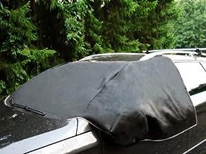 Eufab 16184 Cabin Cap - Protector de luna delantera para turismos, furgonetas o vehículos pequeños