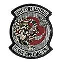 航空自衛隊 空自 パッチ ワッペン 三沢基地自衛隊グッズ 三沢基地 F-35A 3rd AIR WING 雷神 パッチワッペン