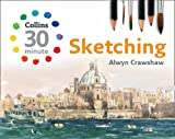 img - for Collins 30 Minute Sketching book / textbook / text book