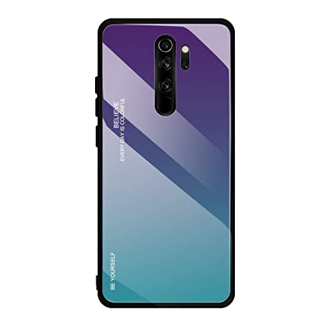 Funda para Xiaomi Redmi Note 8 Pro, Gradiente de Color ...