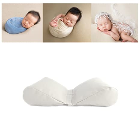Newborn photography posing butterfly beans filled baby photo prop contoured posing positioner professional posing aid