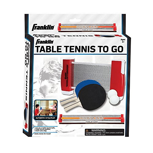 Franklin Sports 6870 Table Tennis To Go