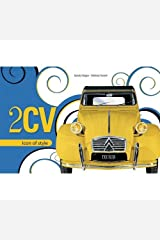 2CV (Icon of Style) (English and French Edition) Hardcover