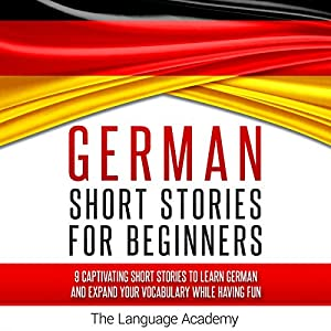 German: Short Stories for Beginners Audiobook