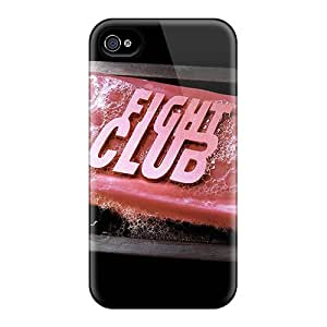 Premium Krd51810Jyco Cases With Scratch-resistant/ Fight_club_movies_logo_desktop__-02 Cases Covers For Iphone 6