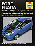 Ford Fiesta Petrol & Diesel Service and Repair Manual: 2008 to 2011 (Service & repair manuals) by John S. Mead (12-Sep-2014) Hardcover