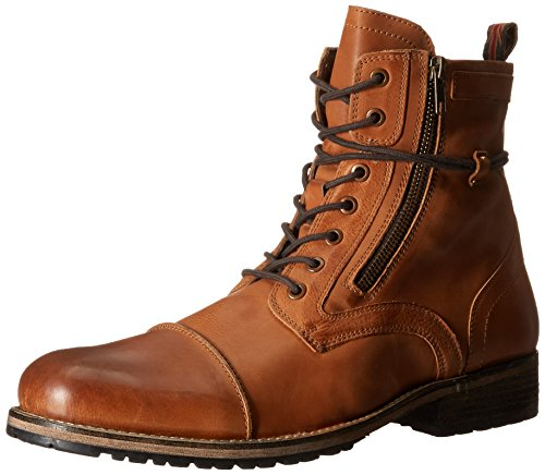 Leather Boot Cognac Winter Testosterone Pool Men's Side zxwIIqvYH