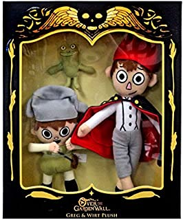 over the garden wall greg wirt plush - Over The Garden Wall Merchandise