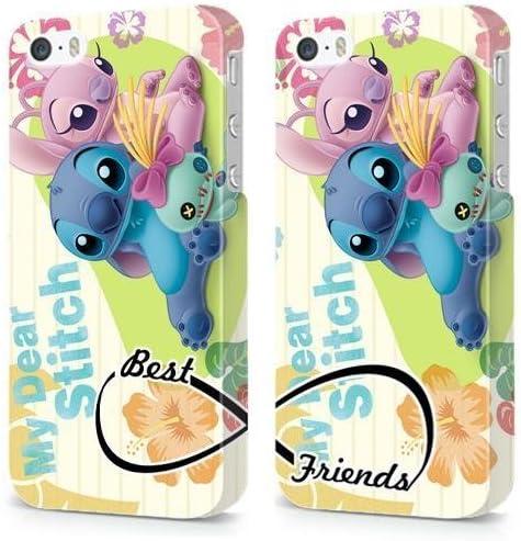 BFF Mejores Amigos Duro Snap-On protectora funda para iPhone 5 5S