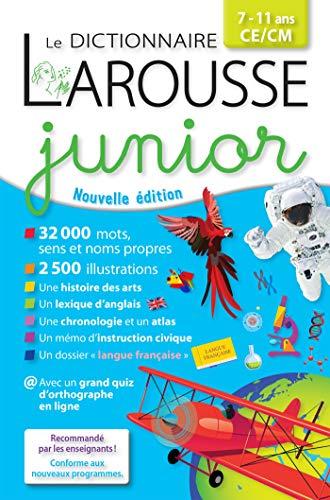 Dictionnaire junior (LA.LF.DIC.JUNIO) por Larousse