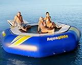Aquaglide Platinum SuperTramp Water Trampoline (14-Feet)