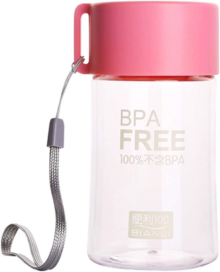 Water Bottle Portable Sports Travel Outdoor Cycling Running Camping Juice Bottle