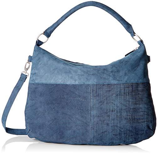 S.oliver (sacs))) - 39.808.94.3742, Borsa Donna Blu (bleu vert)