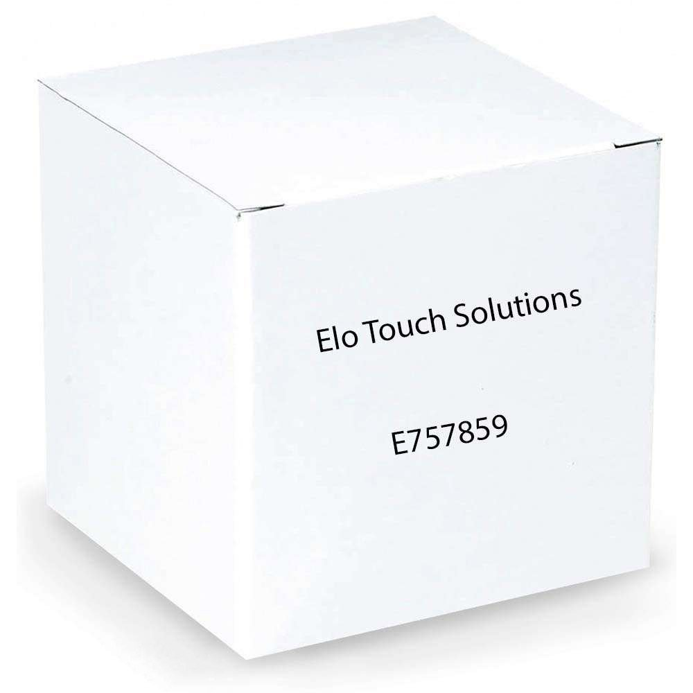 ELO E757859 / Magnetic Stripe Reader / Triple Track - 60 in/s - USB - Gray
