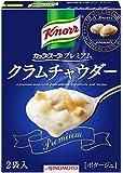 味の素 クノールカップスープ プレミアム クラムチャウダー 43.6g