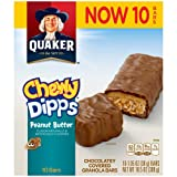 Quaker Chewy Dipps Peanut Butter Granola Bars (10 count)
