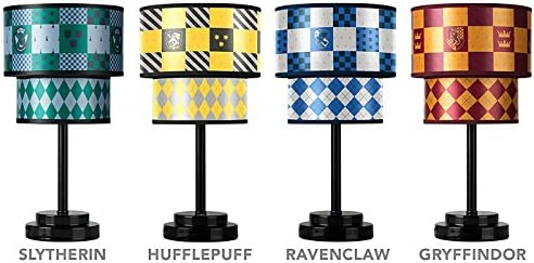 HUFFLEPUFF HP HARRY POTTER 3D Acrylic LED 7 Colour Night Light Touch Table Lamp