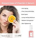 Teami Topical Vitamin C Serum - 1 fl oz. with