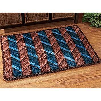 44 Modell Latch Hook Kit Carpet 85 CM By 63 CM Arrow BYT Collection