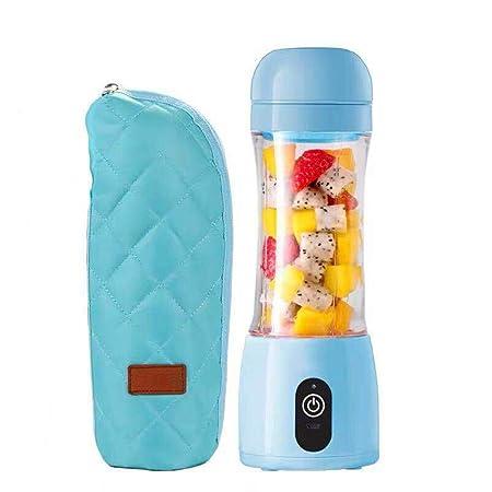 Mezclador USB de zumo de frutas, mudo portátil, ligero Potente ...