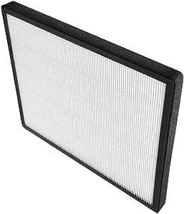 F Fityle Accesorios para Purificador De Aire Doméstico Filtro De Repuesto Carbón Activo 8 x4: Amazon.es: Hogar