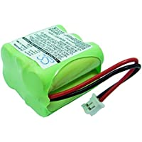 VINTRONS Rechargeable Battery 300mAh For Sportdog Uplandhunter SD-1850, MH330AAAK6HC