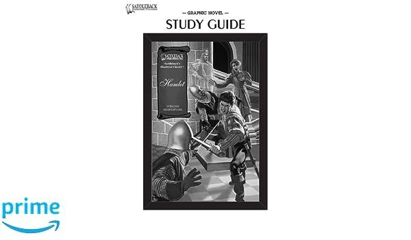 Hamlet graphic shakespeare guide saddlebacks illustrated hamlet graphic shakespeare guide saddlebacks illustrated classics saddleback educational publishing 9781599052694 amazon books fandeluxe Choice Image