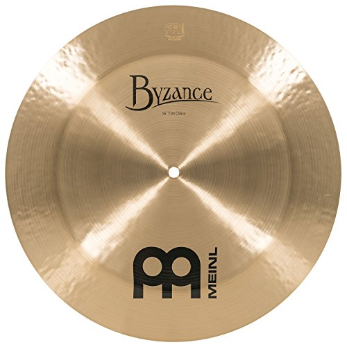 (Meinl Cymbals B16FCH Byzance 16-Inch Traditional Flat China Cymbal (VIDEO))