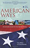 American Ways, Gary Althen and Janet Bennett, 0984247173