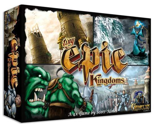 Tiny Epic Kingdoms Kingdoms Kingdoms (2nd Edition) df7ae5