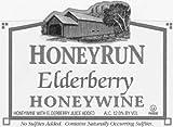 2012 HoneyRun Winery Dry Elderberry Honeywine 750