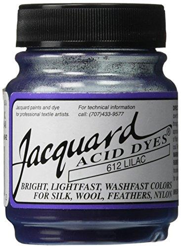 Jacquard Acid Dyes 1/2 Ounce-Lilac - Jacquard Silk Fabric