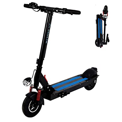 AMINSHAP Scooter Eléctrico Plegable, Dultos 150 Kg Carga ...