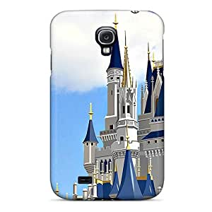 Ideal Chuxia Case Cover For Galaxy S4(castle Art), Protective Stylish Case