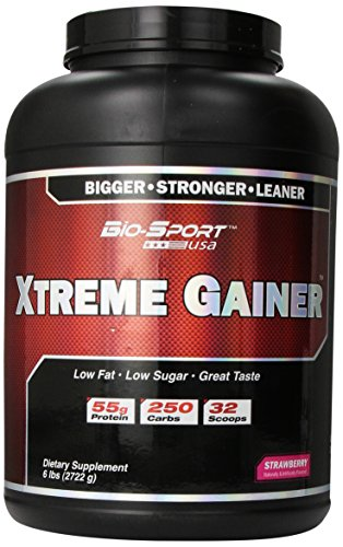 Biosport USA X-Treme Gainer We...