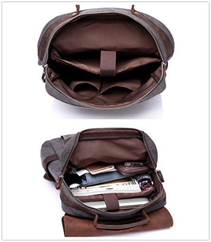 Vaschy Vintage Leather Backpack