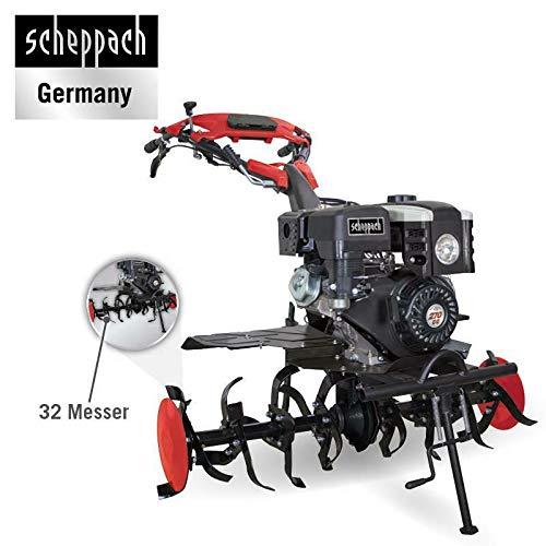 Scheppach MTP1100 - Motoazada a Gasolina Profesional, 7 ...