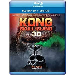 Kong: Skull Island (3D Blu-ray + Blu-ray Combo Pack)