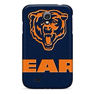 Excellent Hard Phone Case For Samsung Galaxy S4 With Provide Private Custom Fashion Chicago Bears Pictures MarcClements